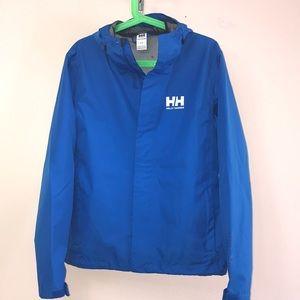 Men's HH light zipper jacket sz S